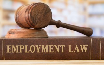 April 6th 2019: The Employment Law Changes You Need To Know About